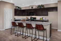 Everything tastes delicious when you have a kitchen that looks as good as the 1700 at Chandler Park.