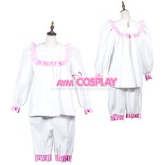 lockable PVC  vinyl blouse +pants pajamas  Unisex tailor-made[G3804] | eBay