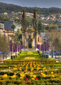 Guimaraes, Portugal | Flickr - Photo Sharing! www.facebook.com/loveswish