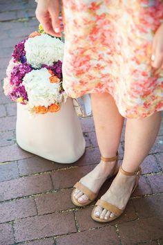 Poor Little It Girl - Floral Print Dress - @poorlilitgirl