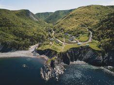 Canada – L'Ile du Cap-Breton & son Cabot Trail – Our American Dream Cabot Trail, Highlands, Cap Breton, Canada, Parc National, Road Trip, Nova Scotia, American, River