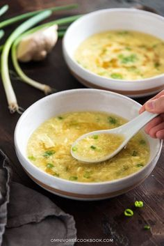 Make the restaurant-style Chinese egg drop soup with the minimum ingredients, within 15 minutes, and without any fuss. Make the restaurant-style Chinese egg drop soup with the minimum ingredients, within 15 minutes, and without any fuss. Soup Recipes, Cooking Recipes, Egg Dinner Recipes, Recipies, Chinese Egg, Chinese Corn Soup, Chinese Chicken, Sesame Chicken, Chinese Dragon