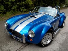 Awesome Cobra! Cool Muscle Cars