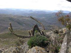 Serra do Cipó, in Minas Gerais.