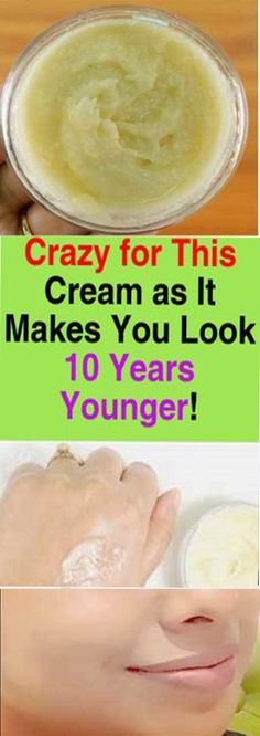 WOMEN ARE GOING CRAZY FOR THIS CREAM AS IT MAKES YOU LOOK 10 YEARS YOUNGER IN JUST 4 DAYS – Let's Tallk