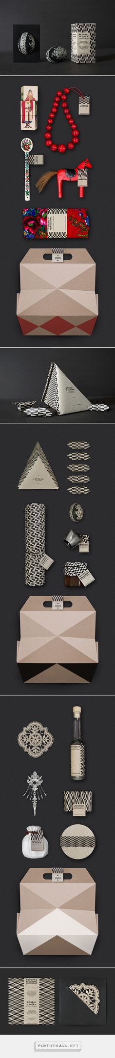 Przybornik Małopolski souvenir collection by Studio Otwarte. Source: Packaging…