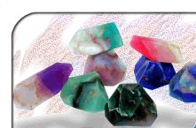 purchase  your Soap rocks at the Troll Hole Art Emporium http://thetrollhole.com/index.html