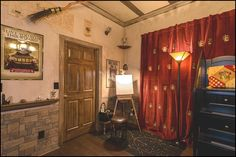 Decorating theme bedrooms - Maries Manor: Harry potter themed ...