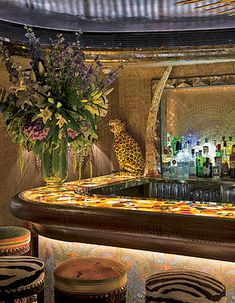 STYLEBEAT: LOULOU'S LUXE LAIR: LONDON'S IT SPOT BAR NONE