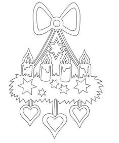 Homemade Christmas Decorations, Holiday Crafts, Christmas Crafts, Christmas Ornaments, Page Borders Design, Diy And Crafts, Paper Crafts, Wood Carving Patterns, Nativity Crafts