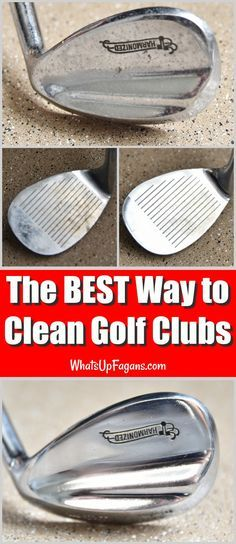 Expert Golf Tips For Beginners Of The Game. Golf is enjoyed by many worldwide, and it is not a sport that is limited to one particular age group. Not many things can beat being out on a golf course o Deep Cleaning Tips, House Cleaning Tips, Cleaning Solutions, Cleaning Hacks, Cleaning Schedules, Cleaning Items, Cleaning Recipes, Cleaning Golf Clubs, Homemade Toilet Cleaner