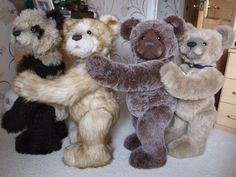 From Charlie Bears collector - Dot Holey