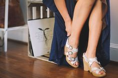 Famolare Hi Up Keep on Bucklin Sandal in Pearl from Shop Famolare 1969