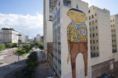 Os Gemeos (2009) - Sao Paulo (Brazil)