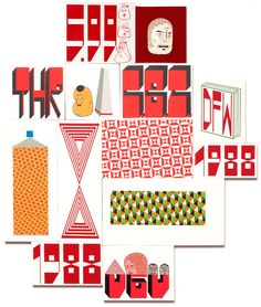 Barry McGee <em>Untitled</em>, 2012 Acrylic on panel 58.2 x 49.75 inches