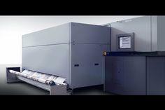 Double technologie d'impression textile avec la Rhotex 325 de Durst