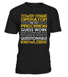Tower Crane Operator - We Do Precision Guess Work