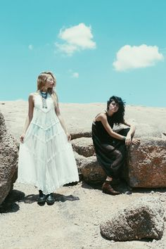 Moss & Meadows Exclusive: Lost Girls | Free People Blog #freepeople