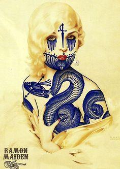 Mrs. Python