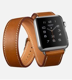 The new stylish Hermes Apple Watch bands