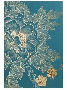 Graham & Brown Lhasa Lotus Canvas Wall Art Very.co.uk £60