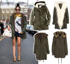 What To Wear With Parka Jackets - Coat Nj