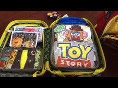 Packing For Disney! My other video shows what's inside the packing cubes Packing Cubes, Packing Tips For Travel, Travel Essentials, Disney Disney, Disney Cruise, Disney Reveal, Toy Story, Disneyland, Lunch Box