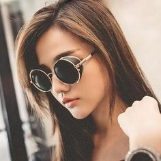 Sunglasses from #YesStyle <3 PUFII YesStyle.com