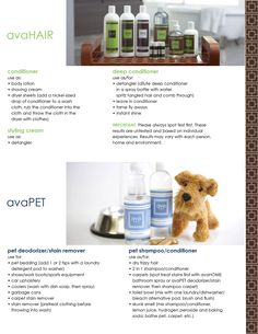 Our products are multitaskers! Page 2 of 6 from our avaVERSATILITY!