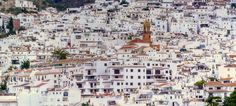 Axarquia, Andalusia, Spain.   Competa is situated in the Axarquia region, a beautiful whitewashed Andalusian village amidst the majestic mountainscape of the Sierra Almijara. The village has Moorish roots, evident in the style of the village, with its winding, narrow streets and peaceful squares