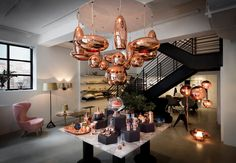 Tom Dixon Opens First Flagship Store in Hong Kong