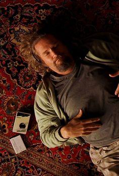 """Jeff Bridges as """"The Dude"""", The Big Lebowski O Grande Lebowski, El Gran Lebowski, The Big Lebowski, 90s Movies, Iconic Movies, Good Movies, Classic Movies, Badass Movie, Movie Tv"""