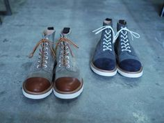 Mark McNairy x Heather Grey Wall Collection