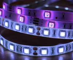 LED strips are a very fun and effective way to give lots of glow and color to a project. In this Instructable you will learn about the basic kinds of ...