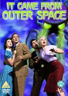 It Came from Outer Space [DVD]: Amazon.co.uk: Richard Carlson, Barbara Rush…