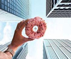 Donut worry - be happy ;) #weheartit #travel #inspo