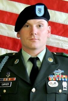 Army SGT. Corey E. Garver, 26, of Topsham, Maine. Died June 23, 2013, serving during Operation Enduring Freedom. Assigned to 1st Battalion, 506th Infantry Regiment, 4th Brigade Combat Team, 101st Airborne Division (Air Assault), Fort Campbell, Kentucky. Died in Zormat, Paktia Province, Afghanistan, of wounds sustained when enemy forces attacked his unit with an improvised explosive device.