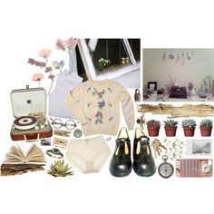 """To be with you : : The Honey Trees"" by hippierose on Polyvore"