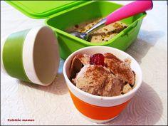 Înghețată de banane Pudding, Desserts, Food, Banana, Tailgate Desserts, Deserts, Custard Pudding, Essen, Puddings