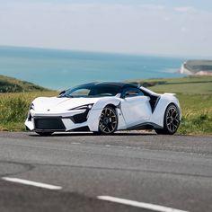 The Fenyr SuperSport by W Motors Exotic Sports Cars, Cool Sports Cars, Lamborghini Cars, Bugatti, Super Sport Cars, Super Cars, My Dream Car, Dream Cars, Lykan Hypersport