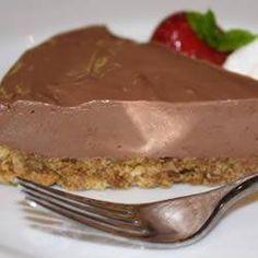 Chocolade Cheesecake Zonder Bakken recept   Smulweb.nl