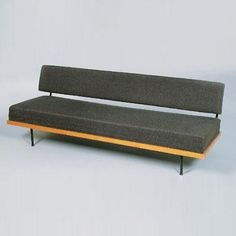 Knoll : Fold-out bench by Florence Knoll