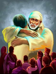 Shirdi Sai Baba Wallpapers, Sai Baba Hd Wallpaper, Om Sai Ram, Whatsapp Group, Pictures, Painting, Fictional Characters, Art, Photos
