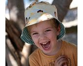 """""""Howdy Sheriff"""" Children's Hat (Bucket style) A$20.00 (includes post to Australian addresses - international postage additional)"""