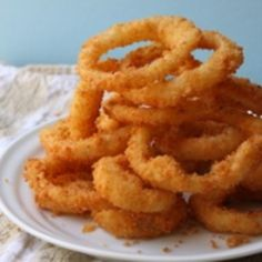 Onion rings are part of my snack list. This recipe is just so easy to make.