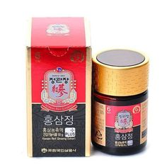 Cheong Kwan Jang] 6-Year Korean Red Ginseng Extract, Hong Sam Jung Plus 50g, in [Health & Beauty, Dietary Supplements, Nutrition, Herbs & Botanicals | eBay #hongsamjungplus #korea #korearedginseng #hongsam #redginseng #saponin #panax #6years