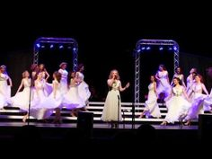 Carmel High School Ambassadors 2016 Final Set Performance in 4K - YouTube