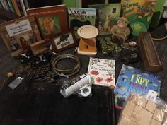 Curious about Curiosity: Ditch the Plastic and Value the Vintage! Vintage Tools, Vintage Items, How Does Learning Happen, Curiosity Approach, Infancy, Wooden Bowls, Learning Environments, Early Childhood Education, S Pic