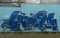 BROSK @brosk.name _______________________ #madstylers #stylewriting #graff #graffiti #sprayart #graffitiart #graffporn #vandalism #style #hiphop #spray #letters #colorful