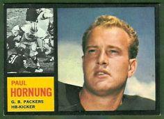 topps football cards     hornung | Football Card Search
